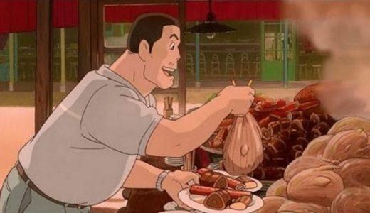 【ジブリ】千と千尋などのご飯シーンが食欲をそそる!